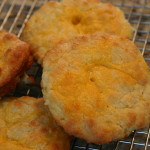 Cheesy Tea Biscuits