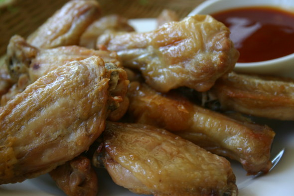 Low Carb Chicken Wings
