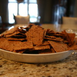Revised Flaxseed Chips