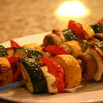 Low Car Shish Kabobs
