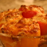 Stuffed Turkey Peppers