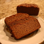 Sugarless Banana Loaf
